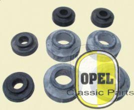 Damper ring front axle set L+R Rekord P1 P2