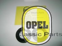 Spiraalveerrubber onder achteras set L+R Kad B C Oly A Ma/Asc A B 1966-79