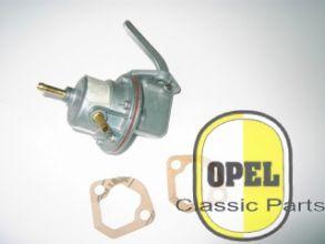 Benzinepomp incl. flens isolator Kad A B C Oly A GT Ma/Asc A B 1963-79 1,0/1/2L