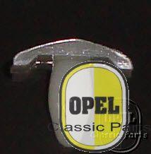 Clip Zierleiste oben hinten Rekord P2