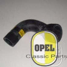 Hose radiator upper Kadett B Olympia A 1967-72 1,1/2L