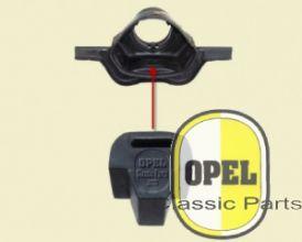 Stop rubber in brug verlenging achteras onder Kadett B C Olympia A GT Manta Ascona A