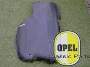 Panel rear quarter side Kadett B 1966