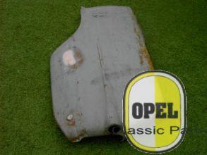 Panel rear quarter side Rekord P2