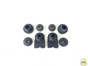 Damper ring front axle set L+R Rekord C Commodore A