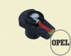 Rotor ignition distributor DELCO Kad B C Oly A GT Ma/Asc A B Rek C D Com A B Kap Adm B Blitz 1966-79