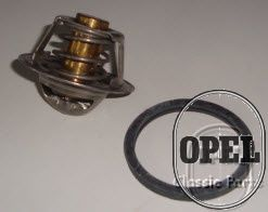 Thermostat incl. pakking Kad A B C OlyA GT Ma/Asc A B 1963-79 1,0/1/2L