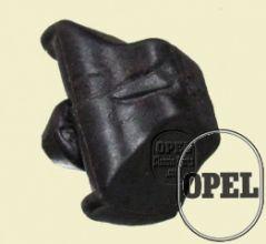 Rubber tank filler neck door Kadett A 1963-65
