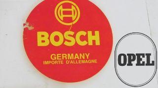 Sticker BOSCH for battery